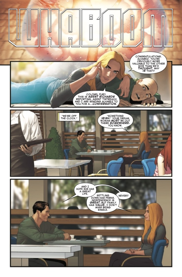 Marvel Preview: Invisible Woman #2