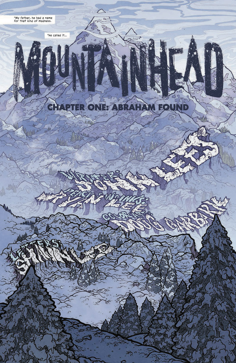 Mountainhead #1 Review