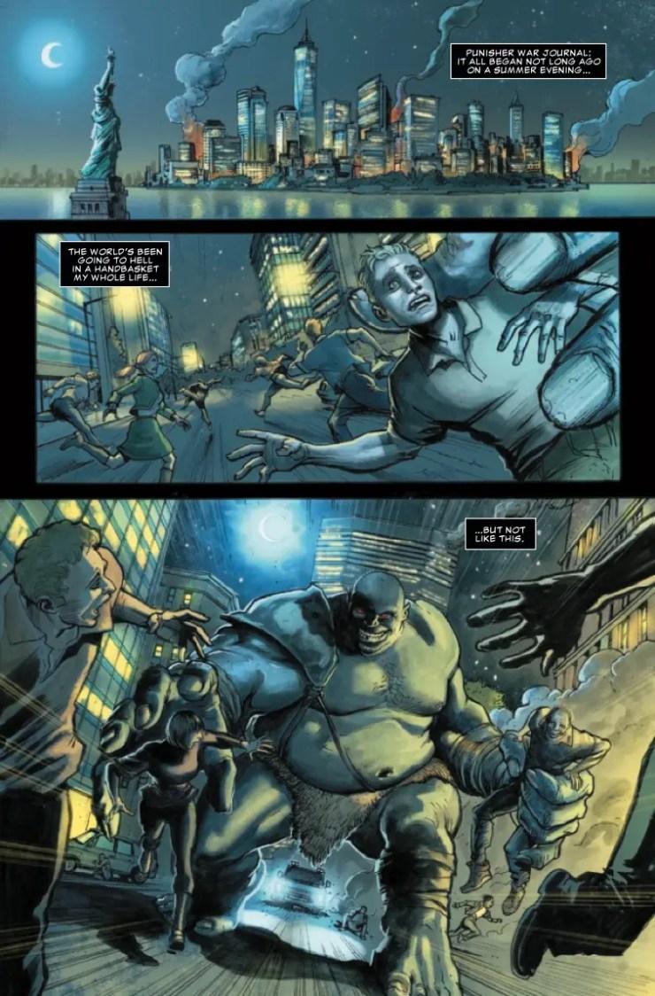 Punisher Kill Krew #1 Review