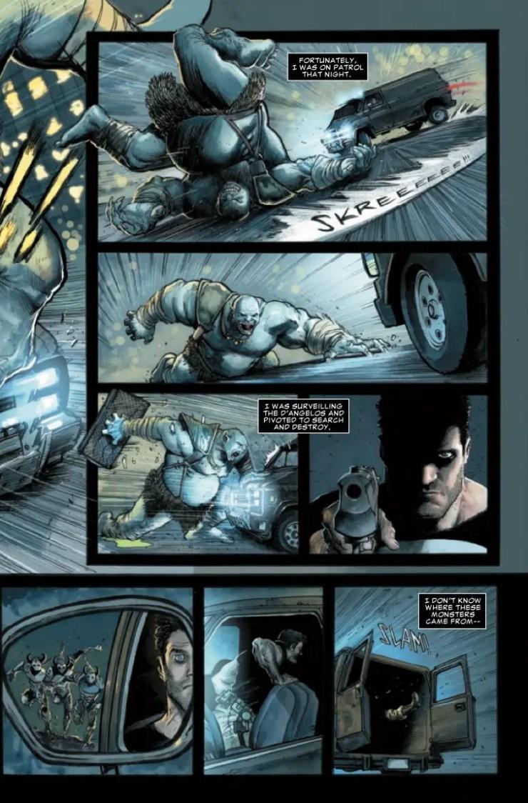 Marvel Preview: Punisher Kill Krew #1