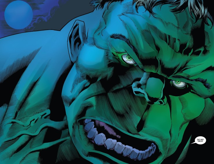 Immortal Hulk Director's Cut #1 Review