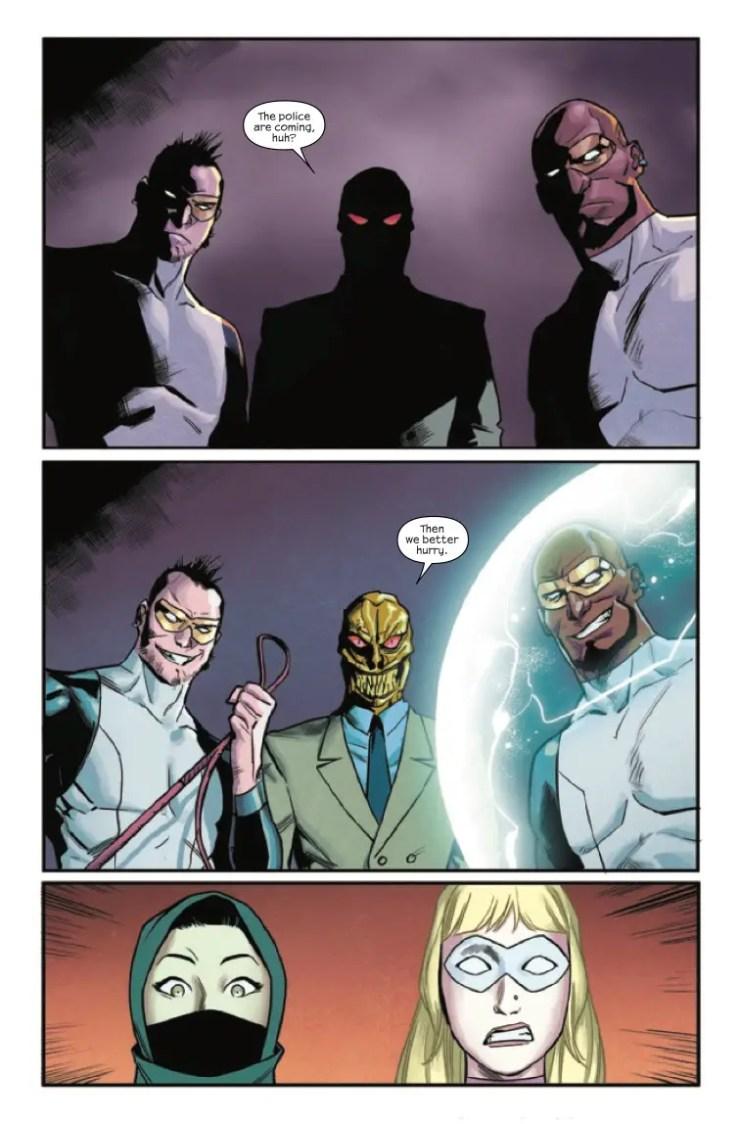 Marvel Preview: Runaways #24