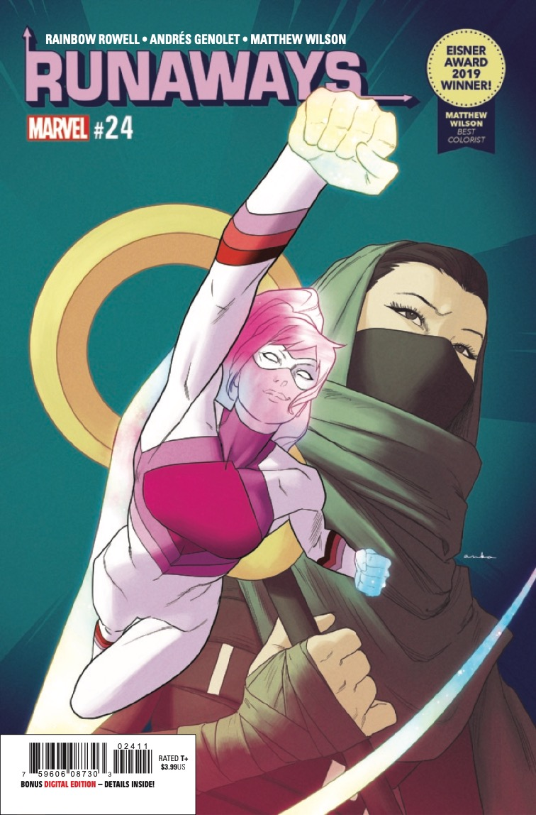 Runaways By Rainbow Rowell Vol. 4: But You Can't Hide Review