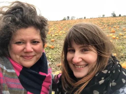 Halloween + 'Parent Trap': Rainbow Rowell and Faith Erin Hicks talk YA graphic novel 'Pumpkinheads'