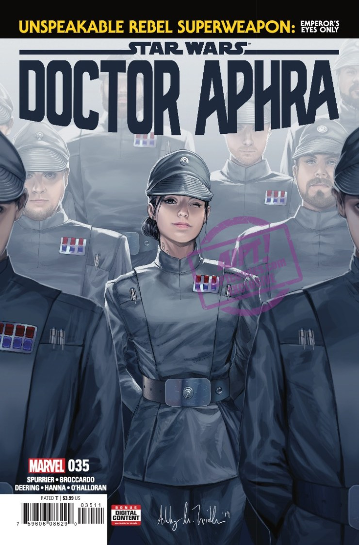 EXCLUSIVE Marvel Preview: Star Wars: Doctor Aphra #35