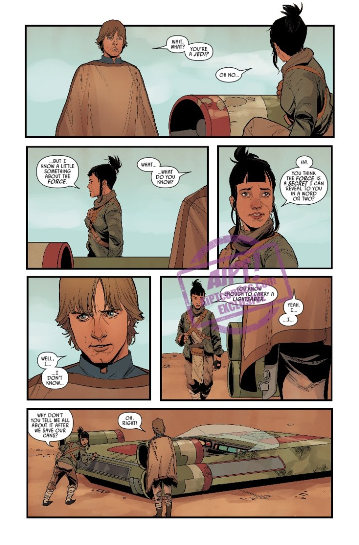 EXCLUSIVE Marvel Preview: Star Wars #70