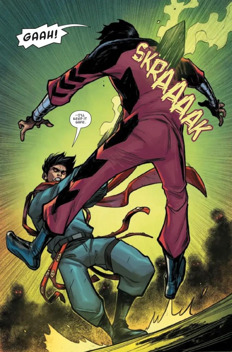 Marvel Preview: Sword Master #2
