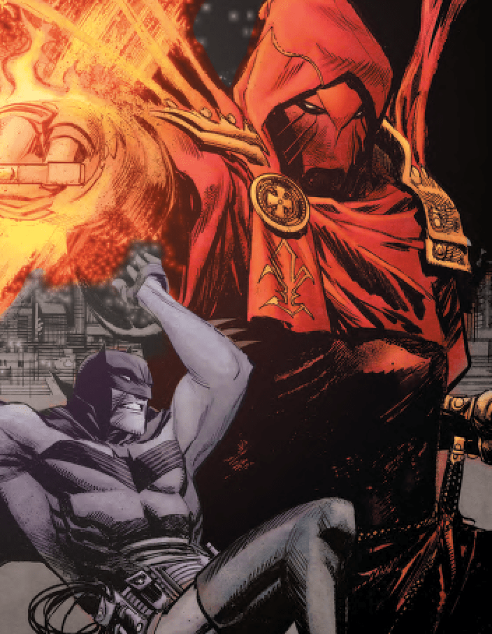 Batman: The Curse of the White Knight #2 Review