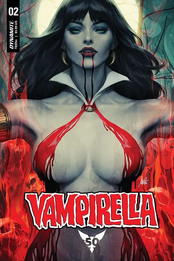 Vampirella #2 Review