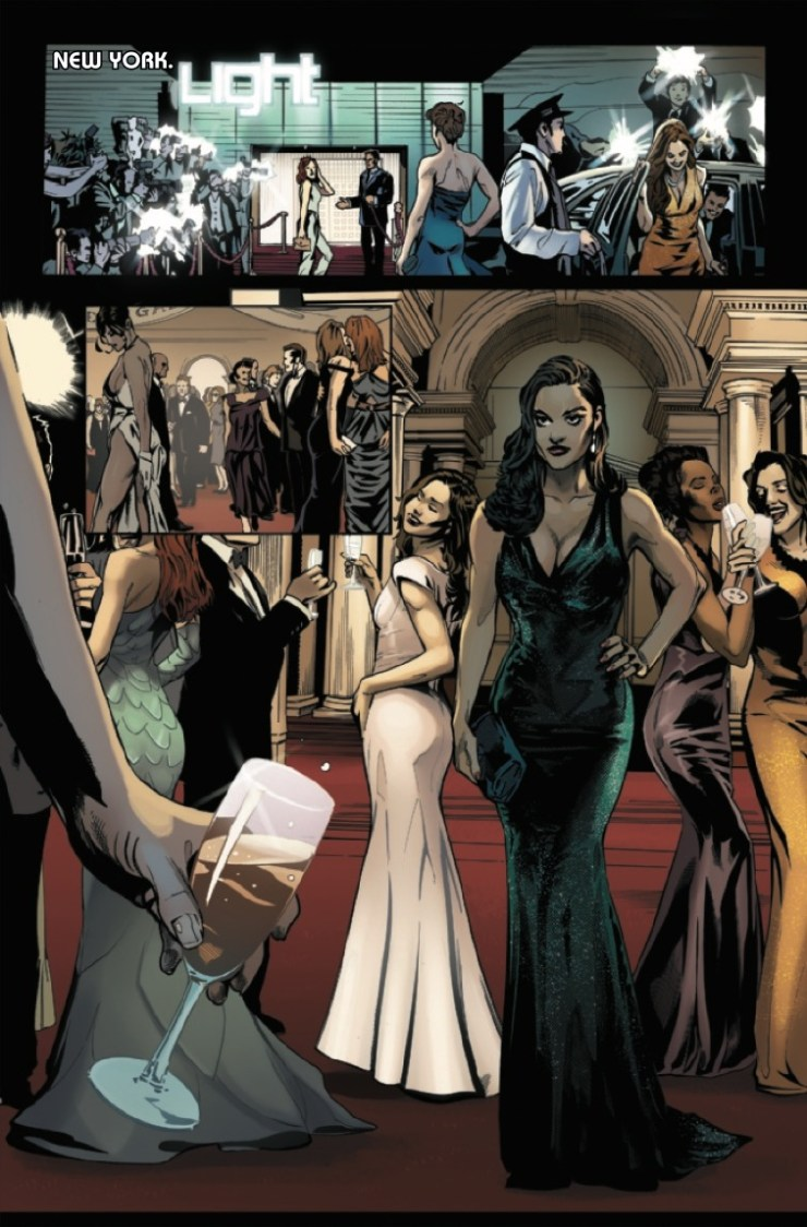 The Web of Black Widow #1 Review
