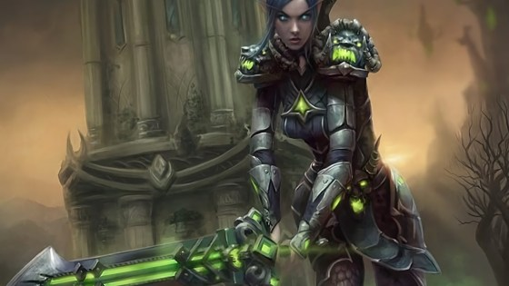 From Blood Elves to Kratos to Tifa Lockhart: The amazing video game art of Dennis Frohlich