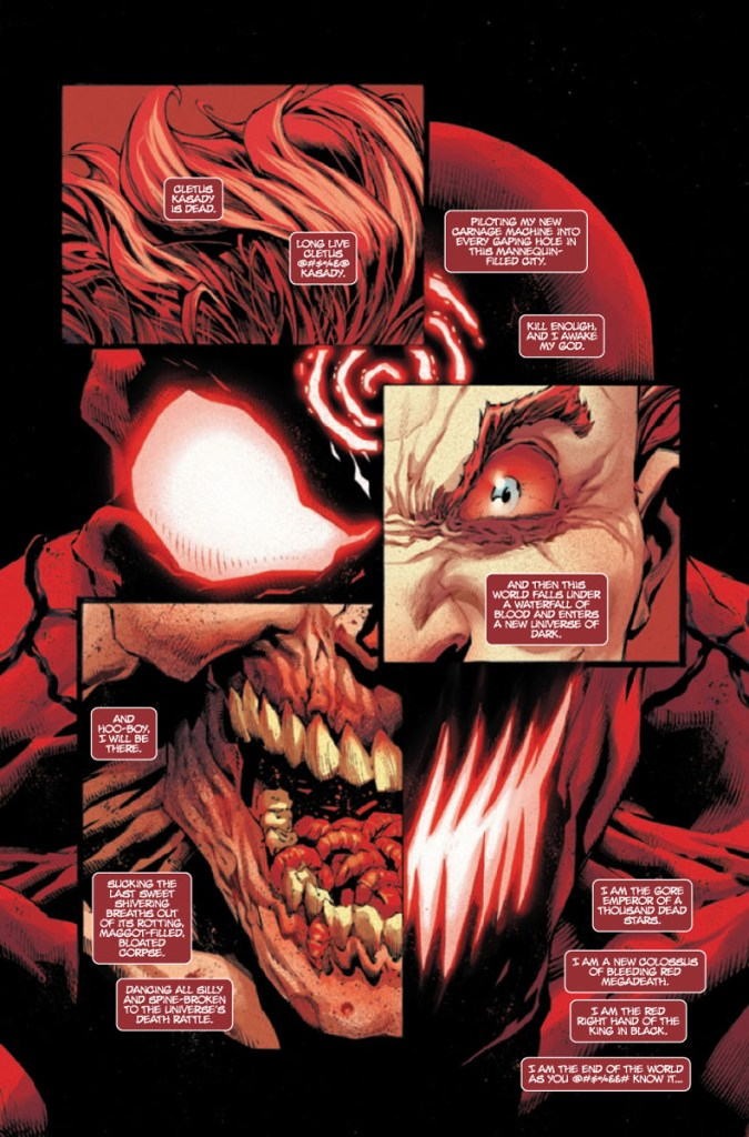 Absolute Carnage #2 review: We've only just begun