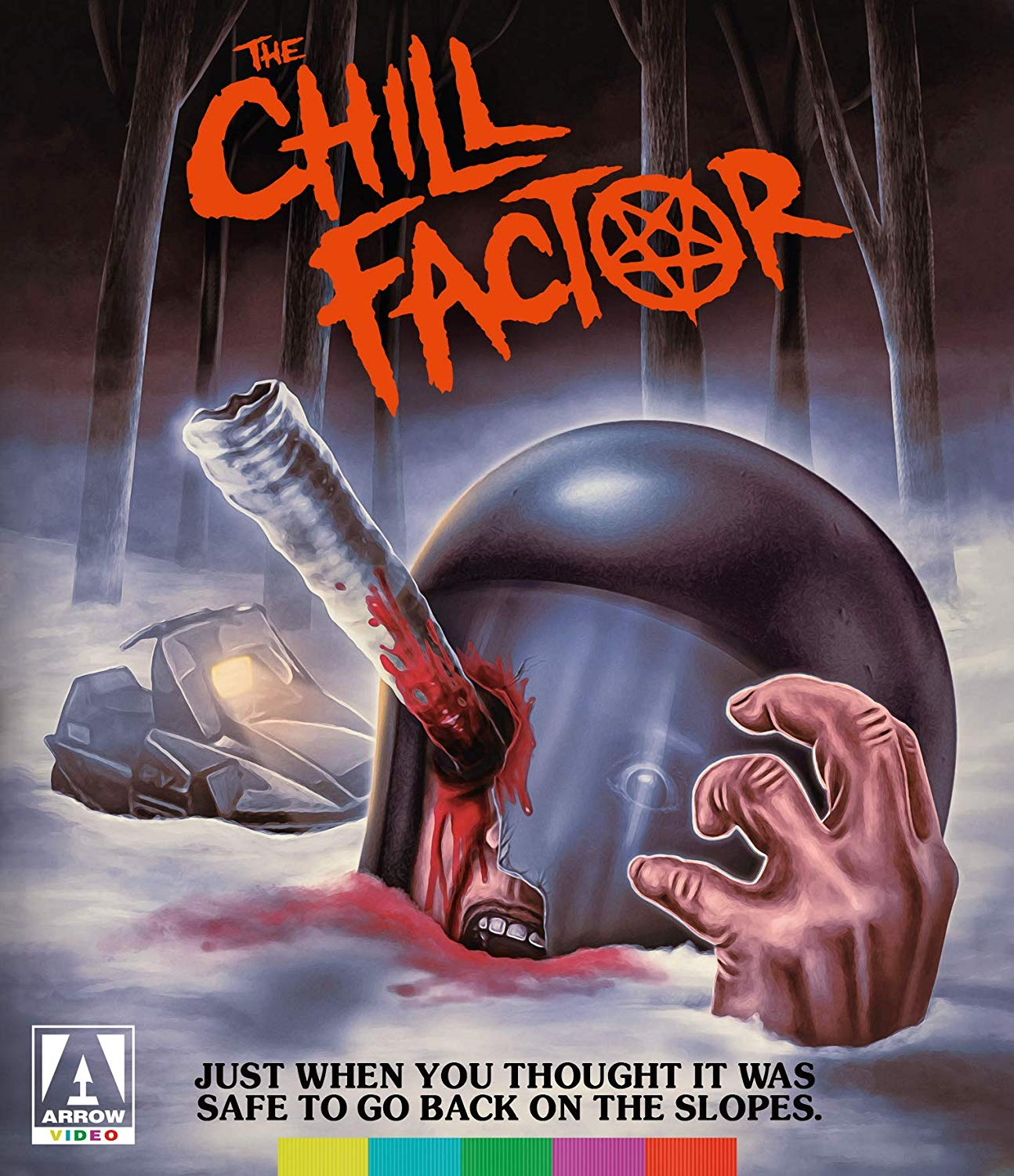 90s Flashback: The Chill Factor Blu-ray review