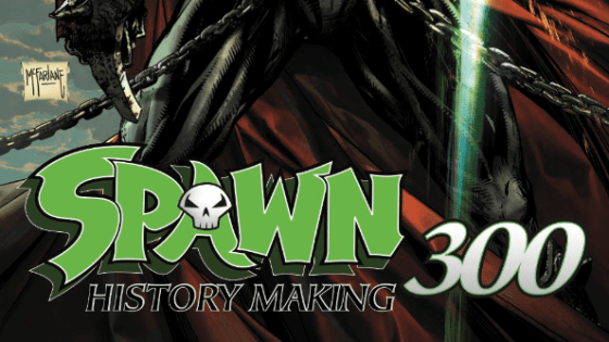 Image Comics reveals Todd McFarlane Spawn #300 covers