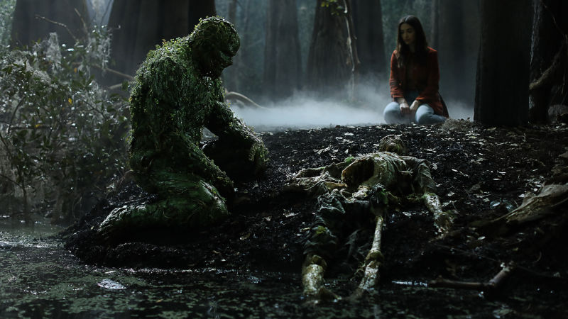 """Swamp Thing Episode 10: """"Loose Ends"""" Review"""