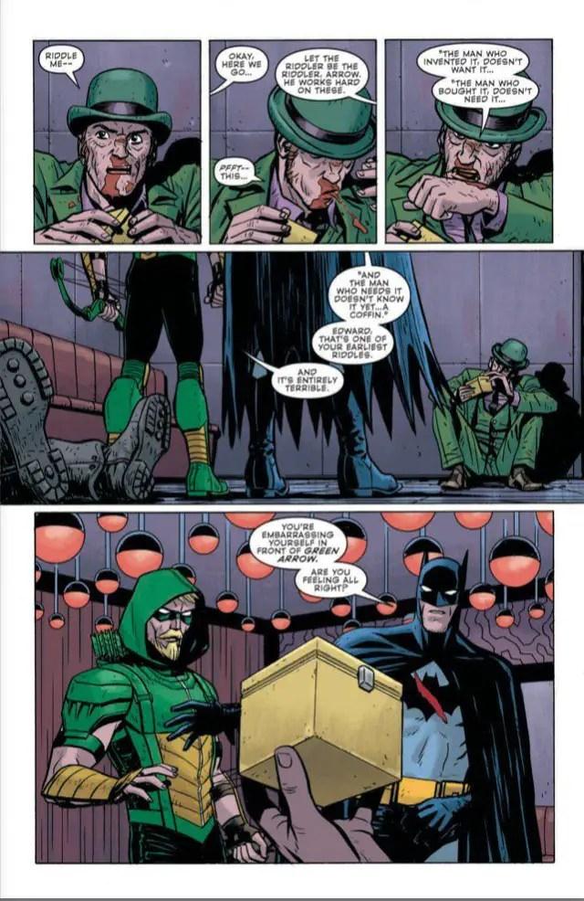 Batman: Universe #2 review: Bendis cracks the code