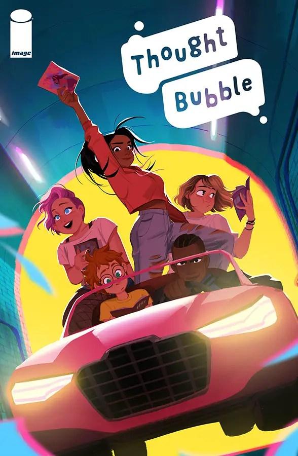 Image Comics announces Thought Bubble Anthology 2019