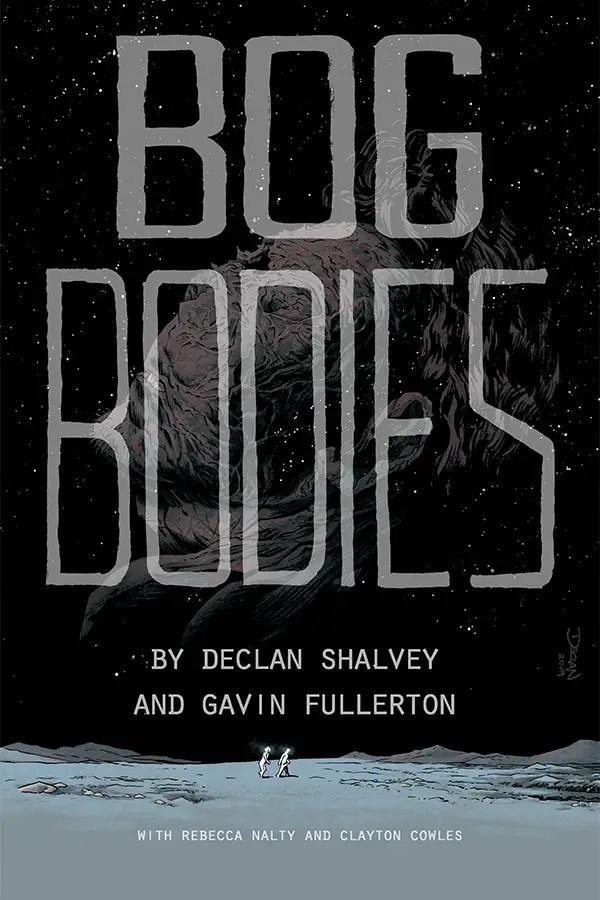 Image announces 'Bog Bodies,' new original graphic novel