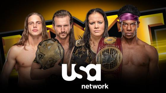 NXT is gaining an extra hour, going live and moving to the USA network. Why? No reason.