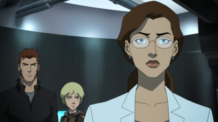 "Young Justice: Outsiders — Episode 22 Review: ""Antisocial Pathologies"""