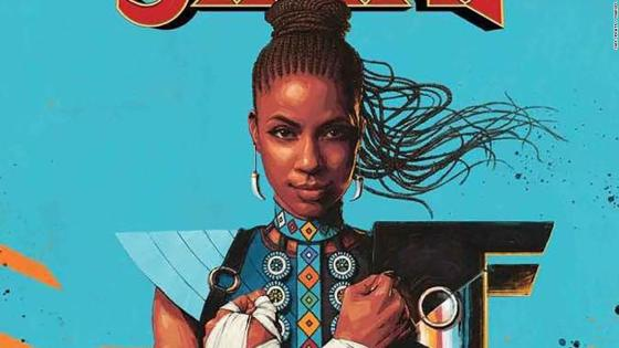 Shuri novel coming May 2020 thanks to new Scholastic and Marvel team-up