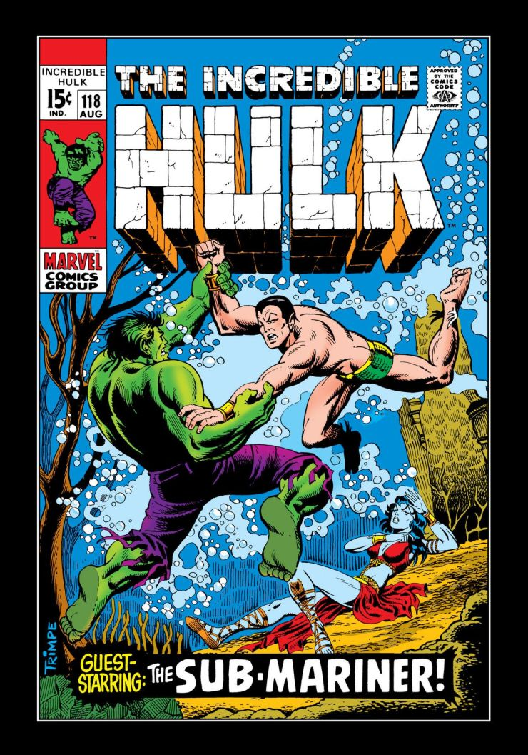 3 crazy facts from 'Incredible Hulk Epic Collection: In the Hands of Hydra'