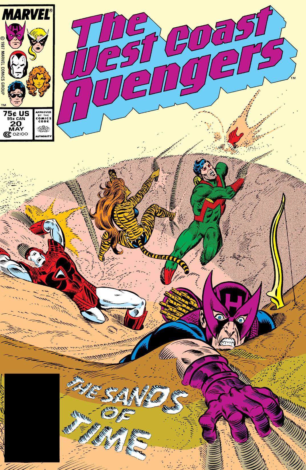 Avengers West Coast Epic Collection: Lost in Space-Time Review