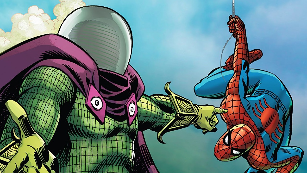 Spider-Man Versus Mysterio TPB Review