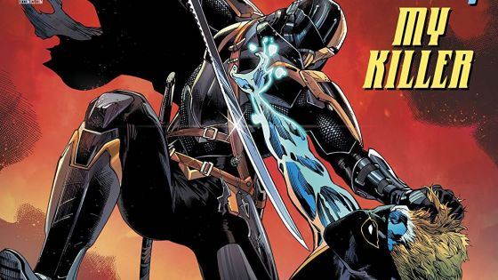 Deathstroke #47 Review