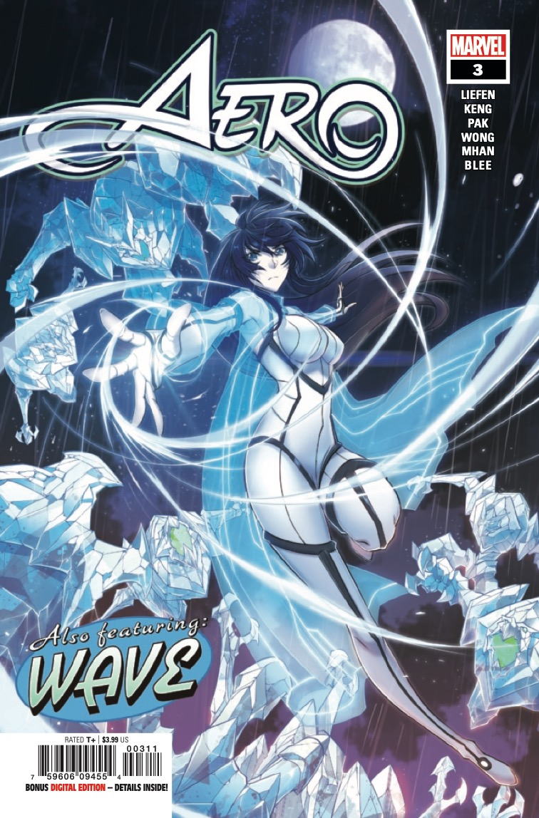 Aero Vol. 1: Before the Storm TPB Review