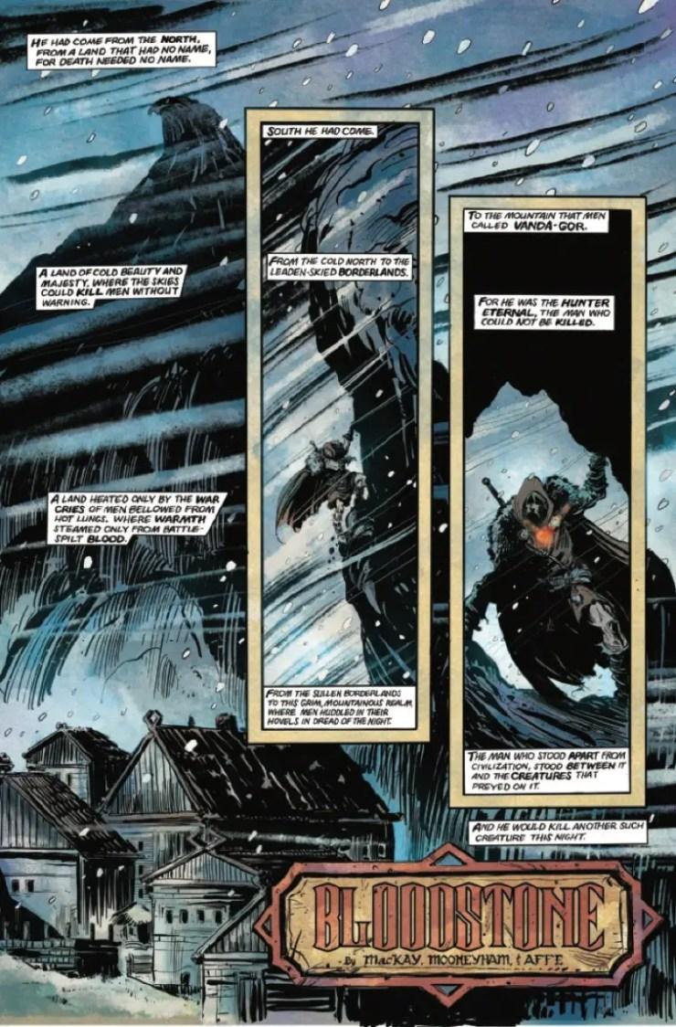 Marvel Preview: Bizarre Adventures #1