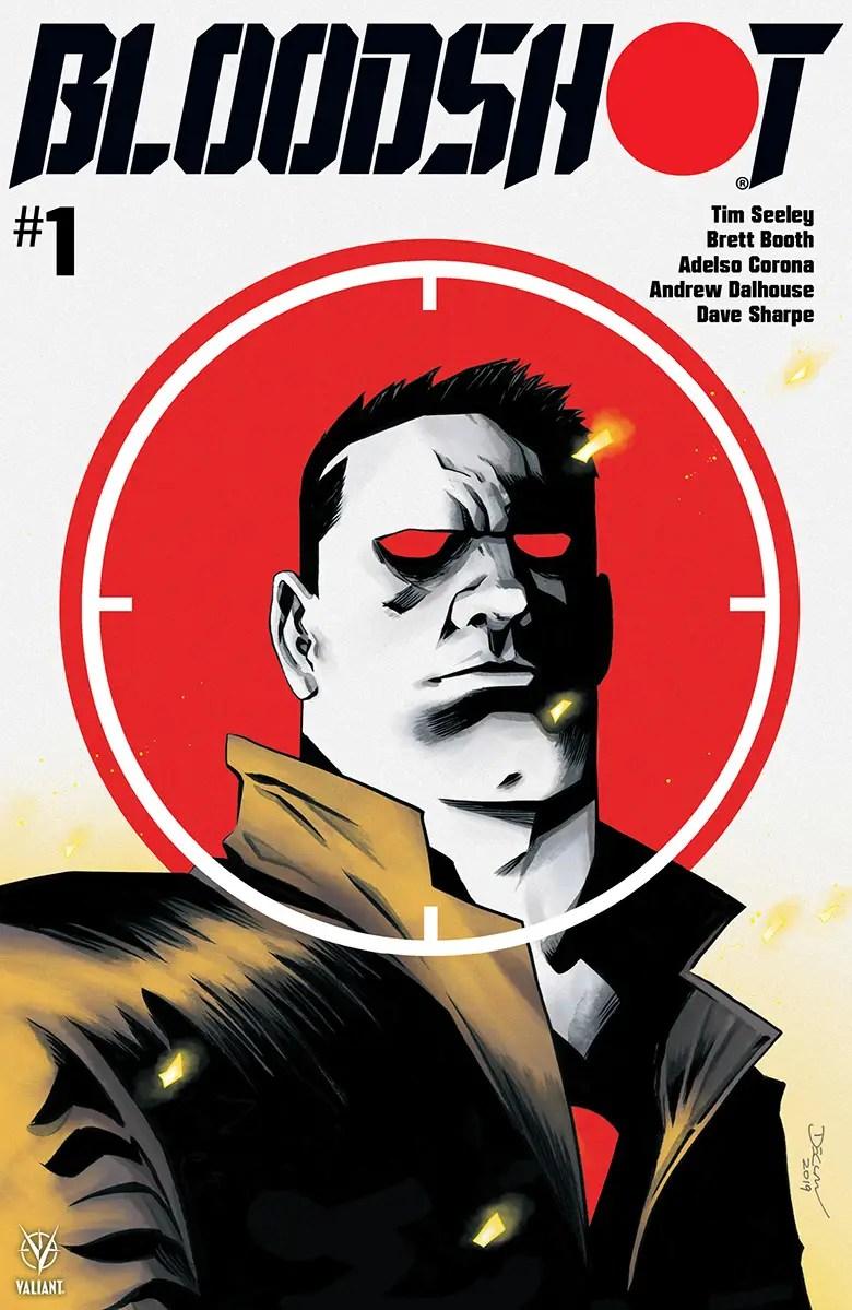Bloodshot #1 review