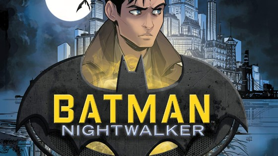 Before the Batarangs, Batmobile, and of course the cape and cowl, there was just Bruce Wayne. Batman: Nightwalker is an incredible new story based on a novel written by Marie Lu adapted by Stuart Moore with some spectacular visuals by Chris Wildgoose and Cam Smith. It's a coming of age tale about a young man coming into his own, upholding justice, and learning to never underestimating people. This is a must-read for any hardcore Batman fan, and even if you're not it's still worth checking out anyway.