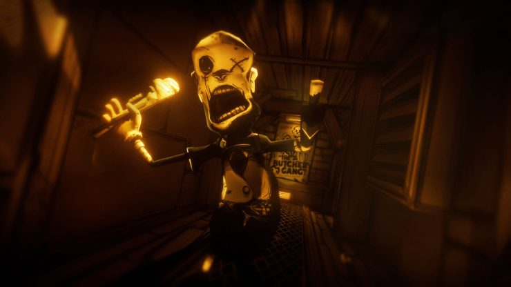 Bendy and the Ink Machine (Nintendo Switch) Review