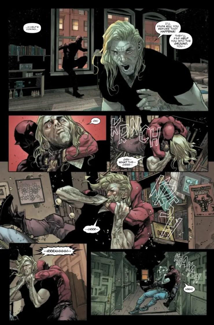 Marvel Preview: Daredevil #11
