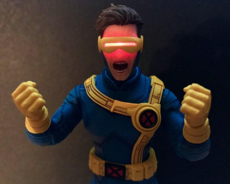 Review: Mezco Toyz One:12 Collective Cyclops figure