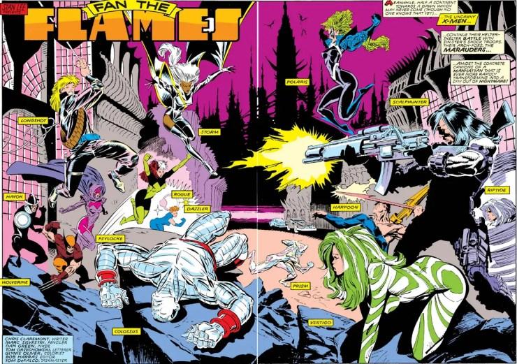 X-Men Milestones: Inferno TPB review