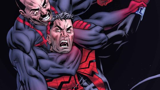 Superior Spider-Man... no more!