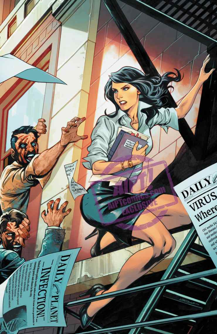 EXCLUSIVE DC Preview: Lois Lane #4