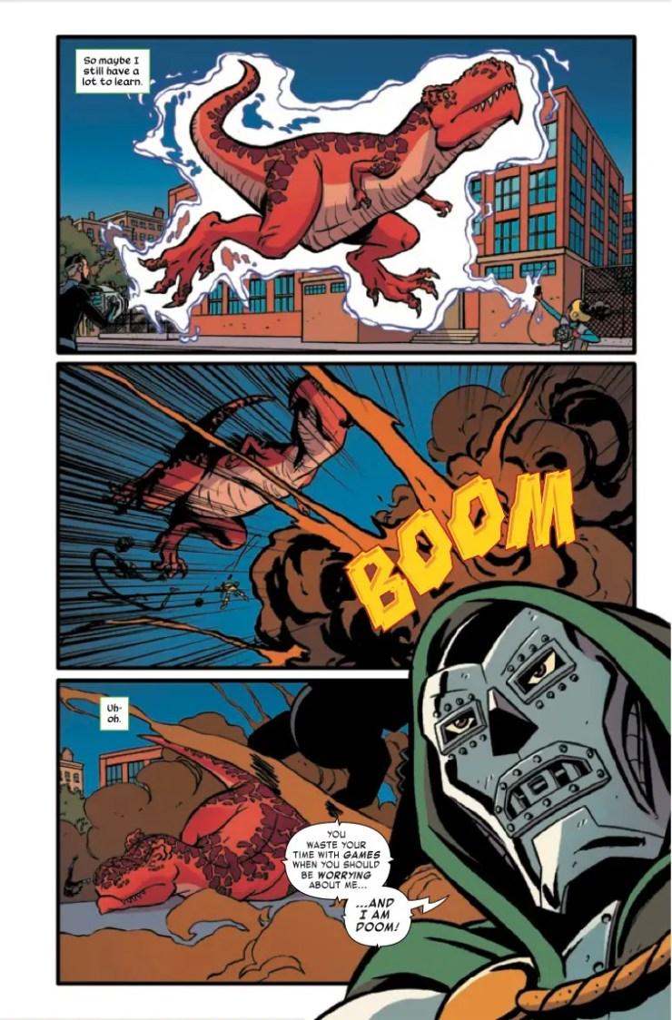 Marvel Preview: Moon Girl And Devil Dinosaur #47