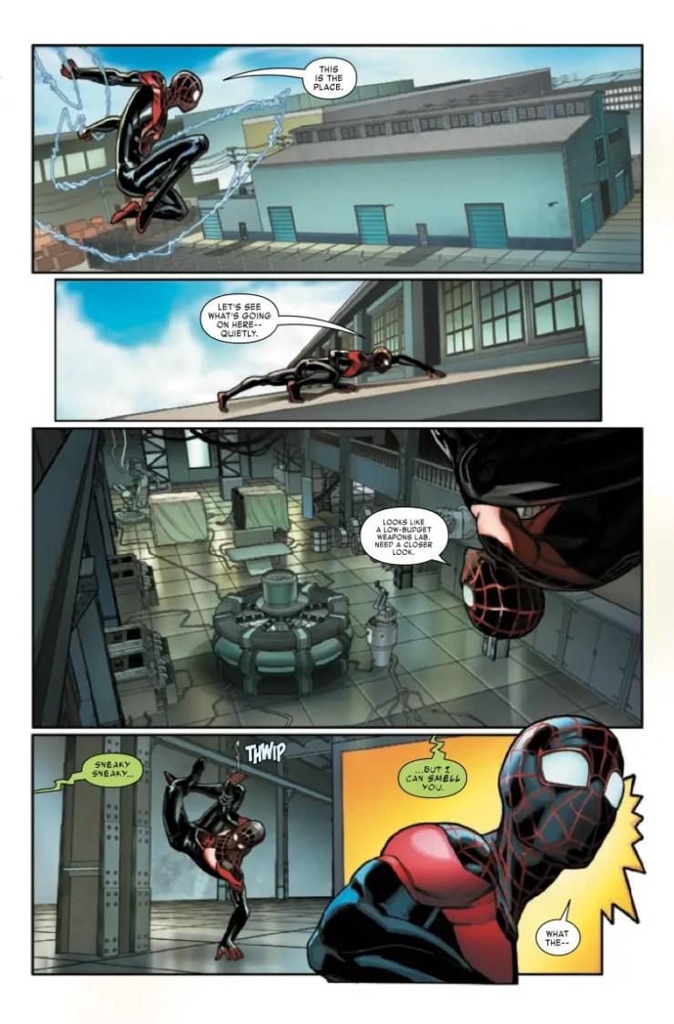 Marvel Preview: Miles Morales: Spider-Man #10