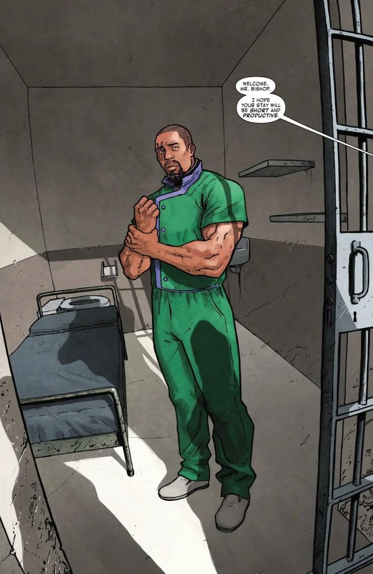 Age of X-Man: Prisoner X TPB review