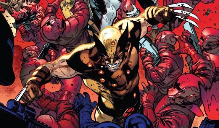 X-Men Monday #29 - Wolverine