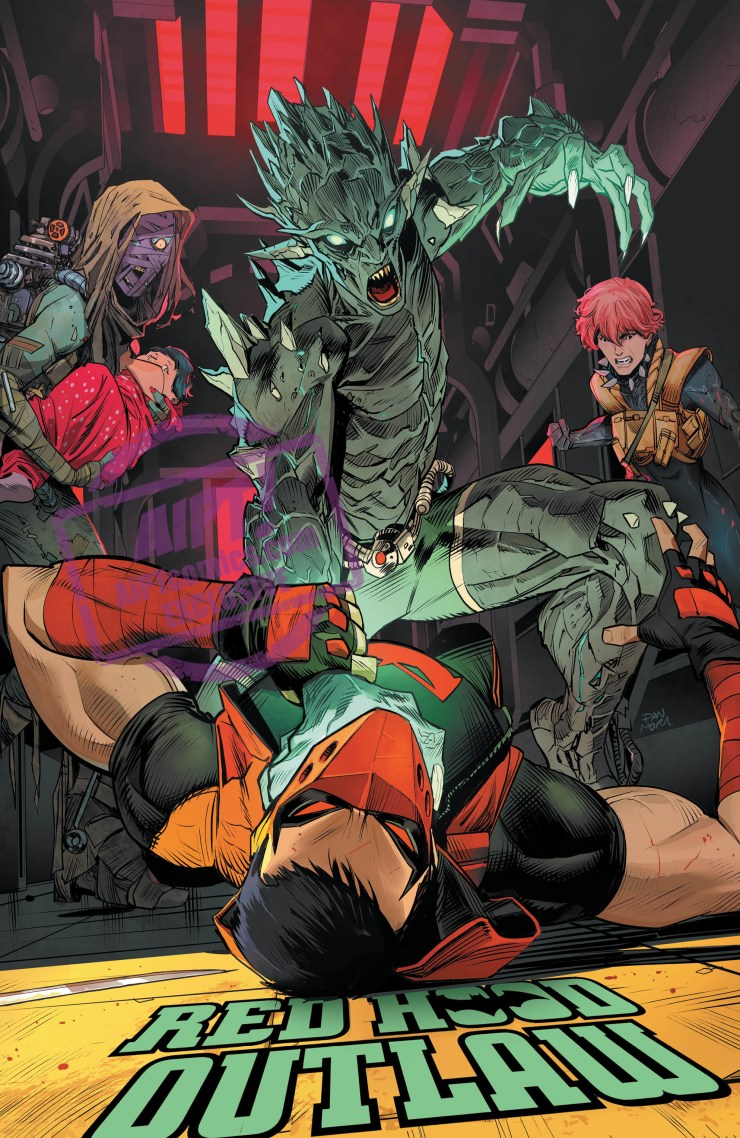 EXCLUSIVE DC Preview: Red Hood Outlaw #38