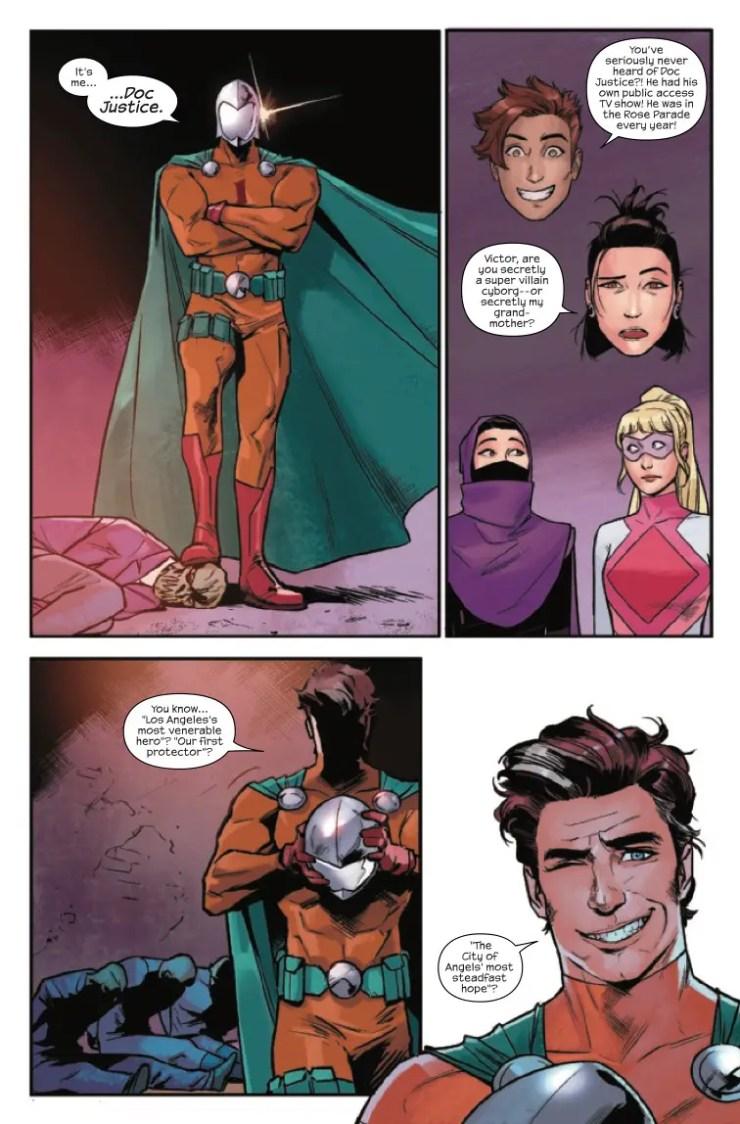 Marvel Preview: Runaways #25