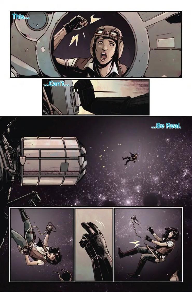 Marvel Preview: Star Wars: Doctor Aphra #37
