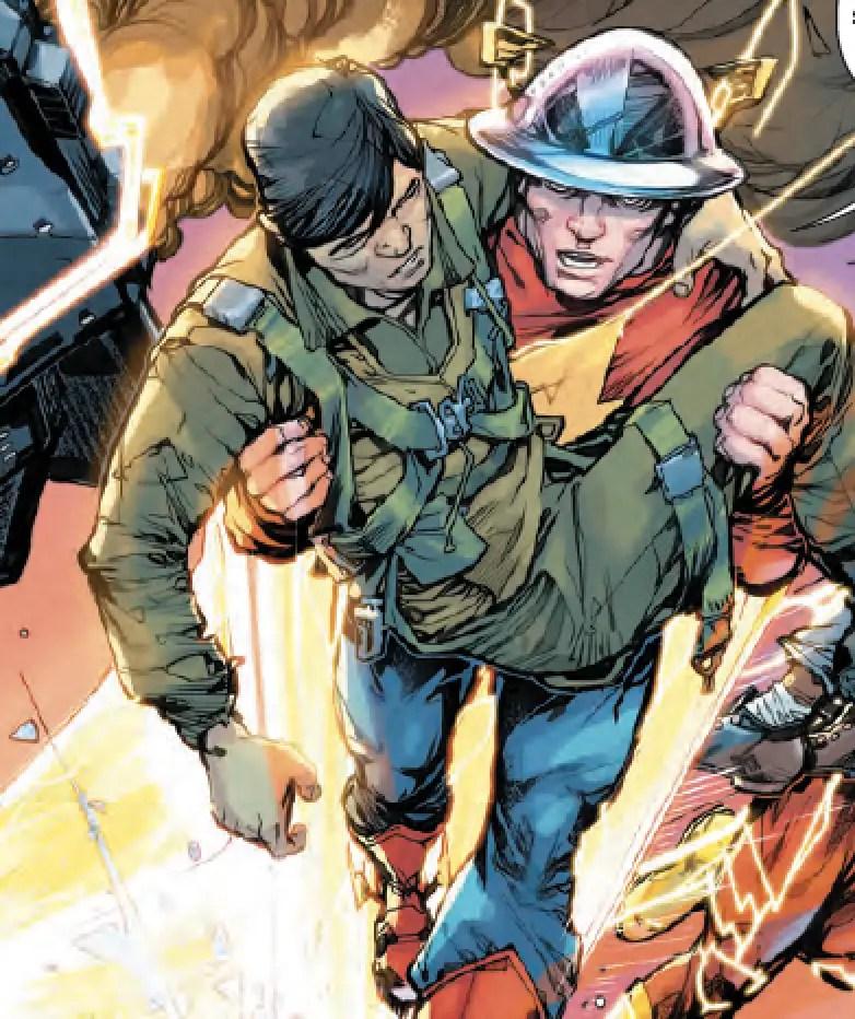 Justice League #32 Review