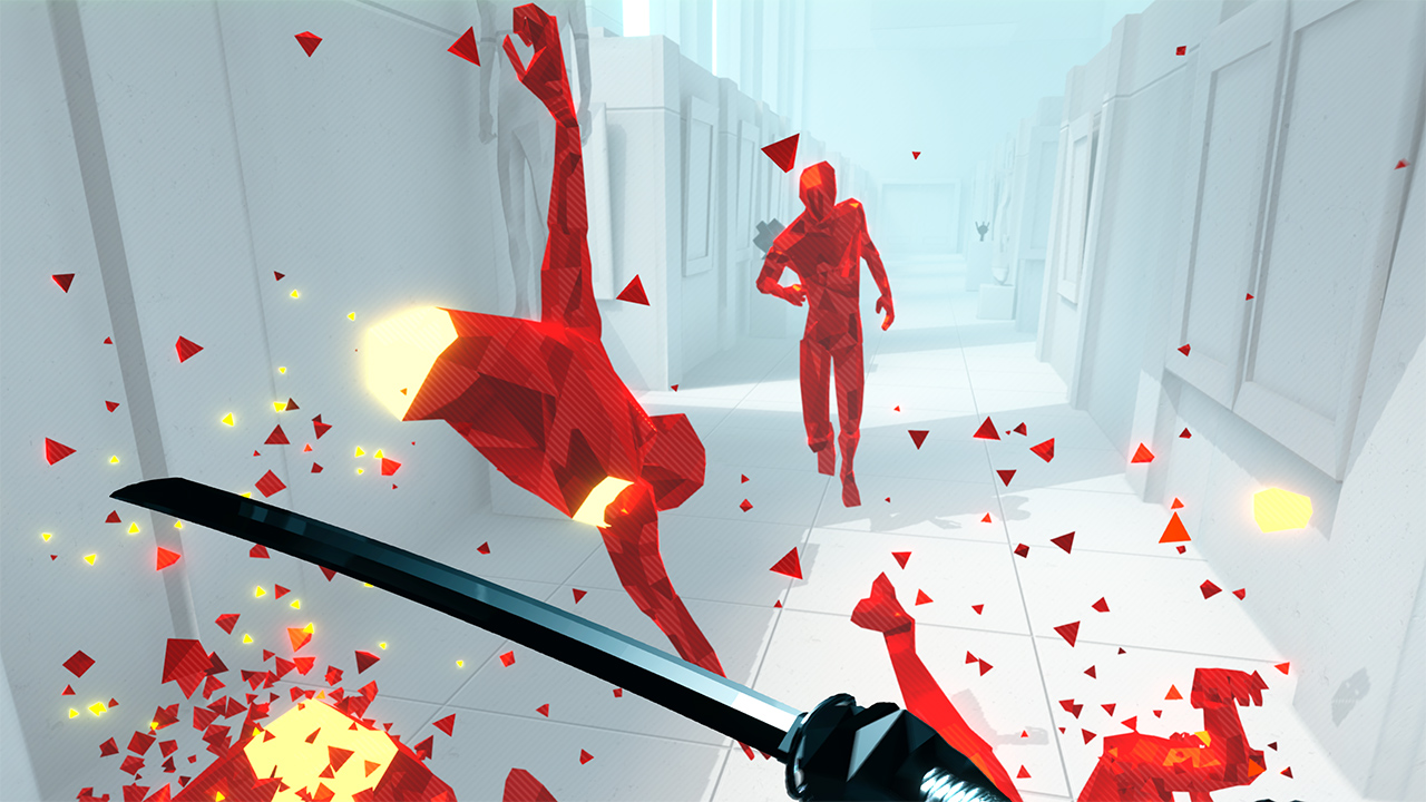 SUPERHOT – Switch Review
