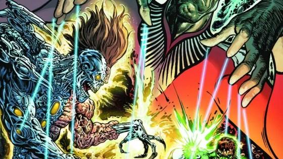 The Green Lantern #12 Annotations: Endgame