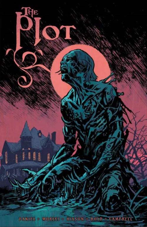 Tim Daniel and Michael Moreci talk Vault Comics' new horror series, 'The Plot'